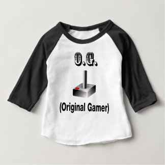 O.G. Original Gamer Baby T-Shirt