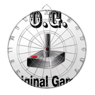 O.G. Original Gamer Dartboard