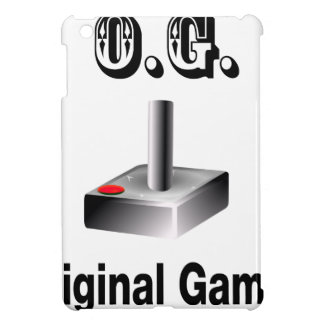 O.G. Original Gamer iPad Mini Cover