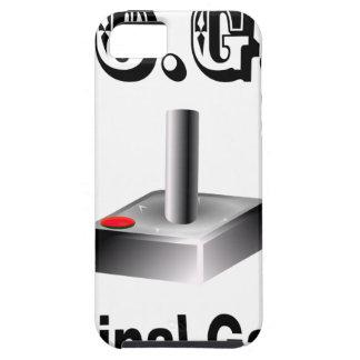 O.G. Original Gamer iPhone 5 Case