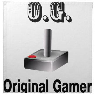 O.G. Original Gamer Napkin