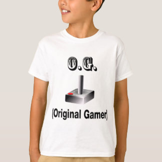 O.G. Original Gamer T-Shirt