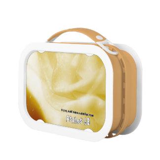 O God, didst send a plentiful rain Lunch Box
