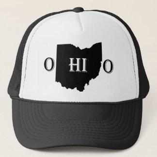 O_HI_O TRUCKER HAT
