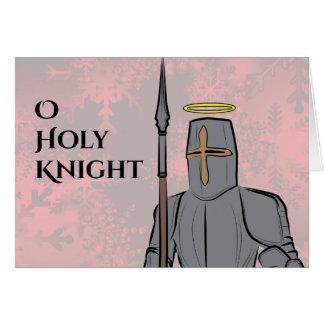 O Holy Knight Card