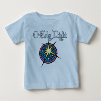 O Holy Night Baby T-Shirt