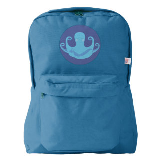O is for Octopus Backpack
