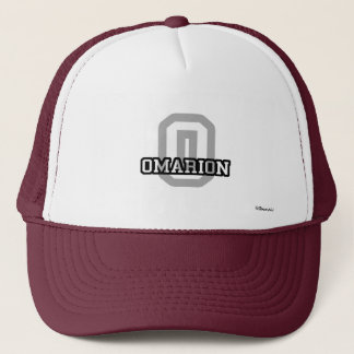 O is for Omarion Trucker Hat