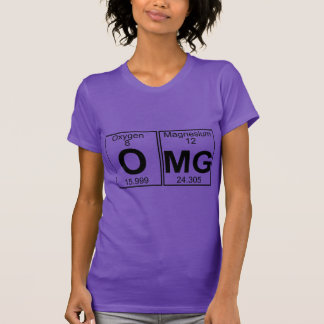 O-Mg (omg) - Full T-Shirt