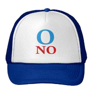 O No Obama Tees Mesh Hats
