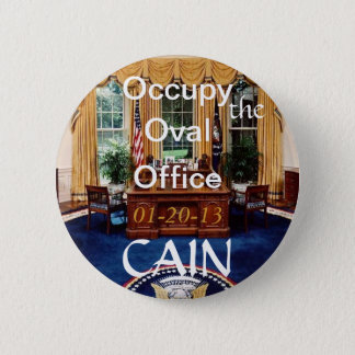 O-O-O Cain Oval Office Button