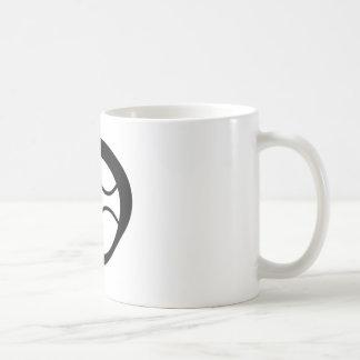 O-text Old English Coffee Mug