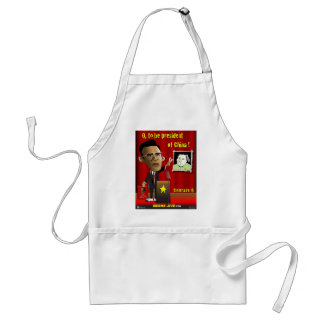 O to be President of China Standard Apron