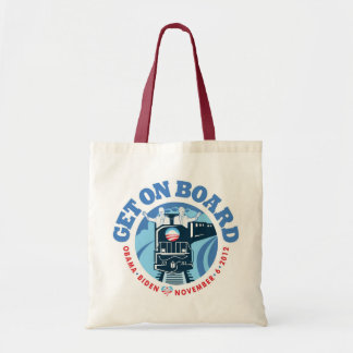 O-Train Tote Bag