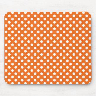O & W Polka-Dot Mousepad