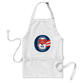 """O, Yes We Can"" Apron. Standard Apron"
