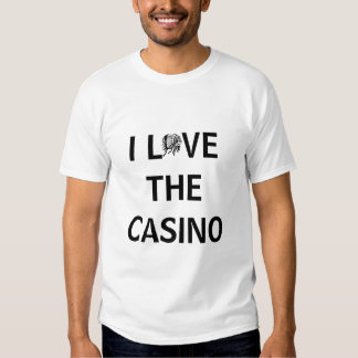 oa_chief, I L  VE THE CASINO T Shirt