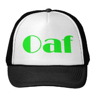 Oaf Trucker Hat