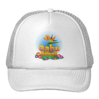 Oahu Design Cap