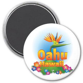Oahu Design Magnet