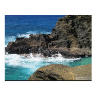 OAHU,HAWAII#4 POSTCARD