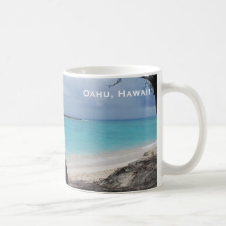 Oahu Hawaii Beach Classic Mug