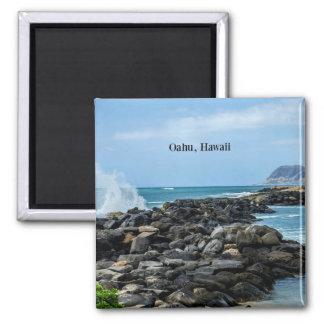 Oahu, Hawaii Magnet