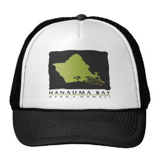 Oahu Island Hawaii Cap