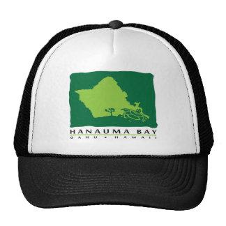 Oahu Island Hawaii Trucker Hat