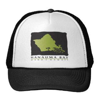 Oahu Island Hawaii Hanauma Bay Mesh Hats