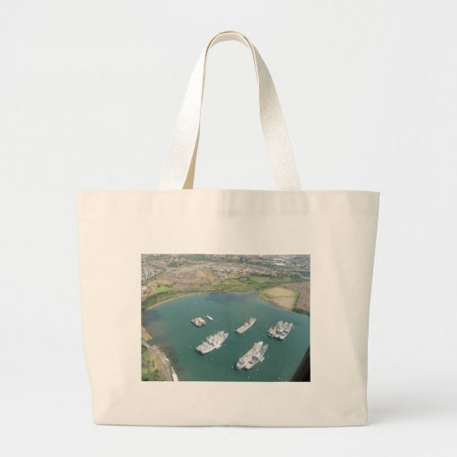 O'ahu - ships canvas bags