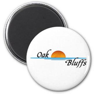 Oak Bluffs Fridge Magnets