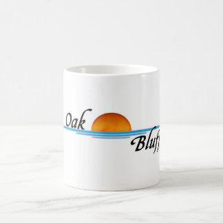 Oak Bluffs Basic White Mug