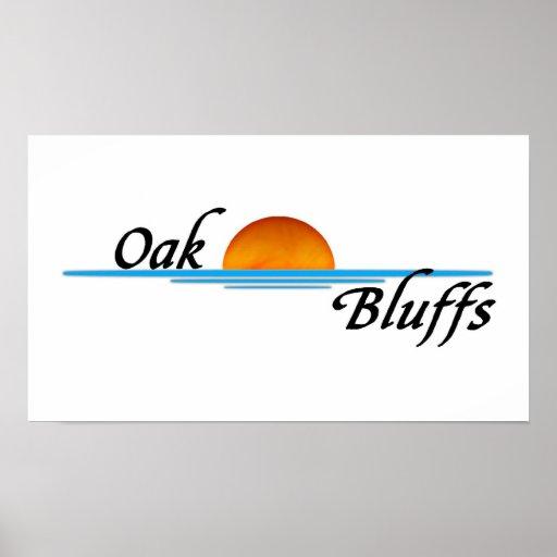 Oak Bluffs Posters