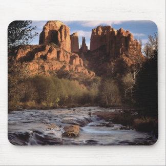 Oak Creek Canyon, Sedona, Arizona Mouse Pad