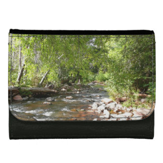 Oak Creek II in Sedona Arizona Nature Photography Women's Wallet