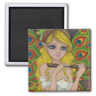 oak fairy magnet