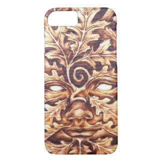 Oak Green Woman Phone Case