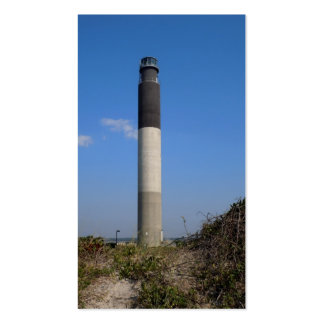 Oak Island Lighthouse Double-Sided Standard Business Cards (Pack Of 100)
