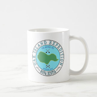 Oak Island Money Pit Expedition Coffee Mug