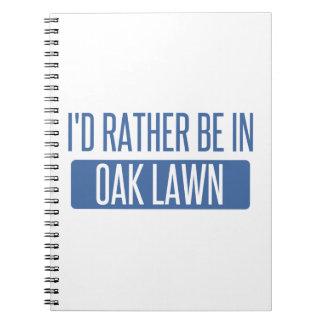 Oak Lawn Notebooks