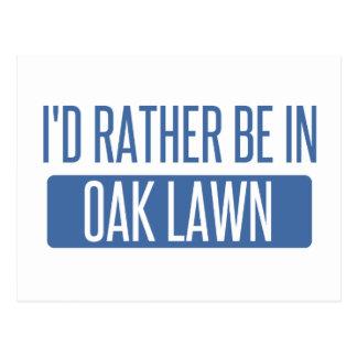 Oak Lawn Postcard
