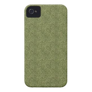 Oak leaf and acorn pattern. iPhone 4 Case-Mate case