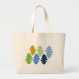 Oak Leaf Jumbo Tote Bag