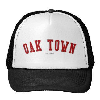 Oak Town Cap