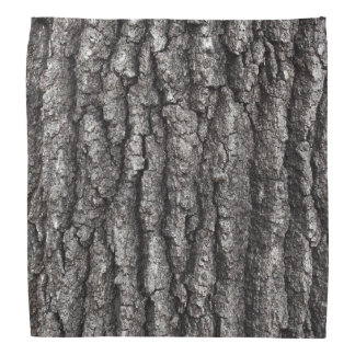 Oak Tree Bark Bandana