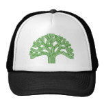 Oak tree Oakland green Cap
