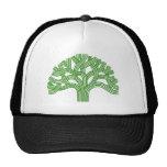Oak tree Oakland green Trucker Hat
