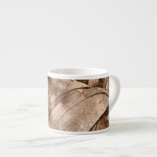 Oak Wine Barrel Espresso Cup
