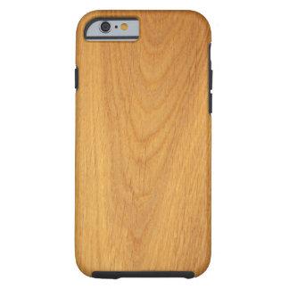 Oak wood grain texture iPhone 6 case Tough iPhone 6 Case